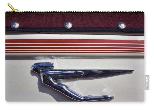 Vintage Auburn Automobile Mascot Carry-all Pouch