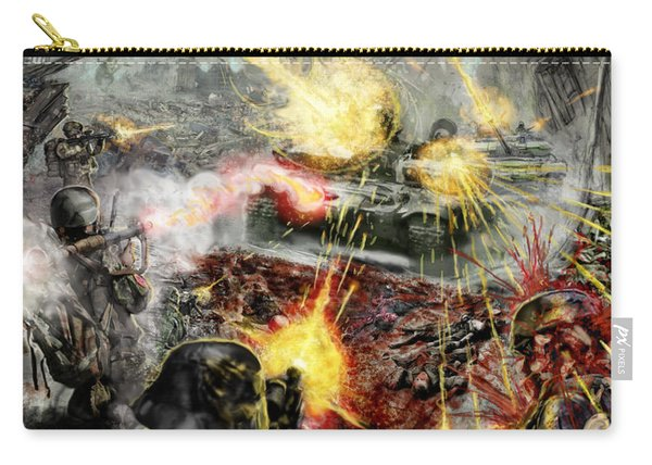 Wars Are Designed To Destroy  Carry-all Pouch