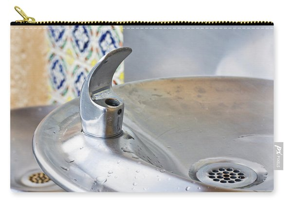 Water Fountain Carry-all Pouch