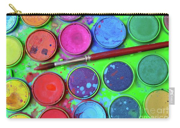 Watercolor Palette Carry-all Pouch