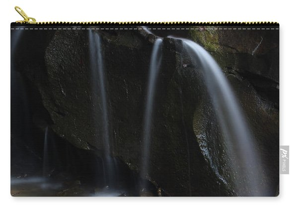 Waterfall On Emory Gap Branch Carry-all Pouch