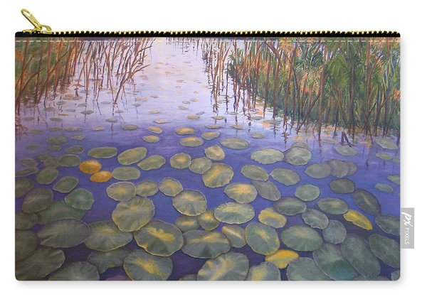 Waterlillies South Africa Carry-all Pouch