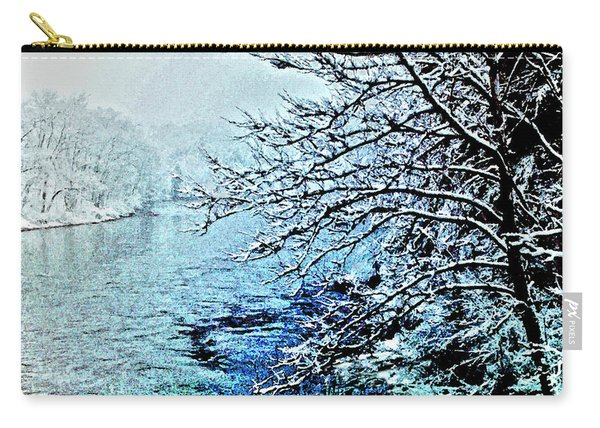 West River Snow Carry-all Pouch