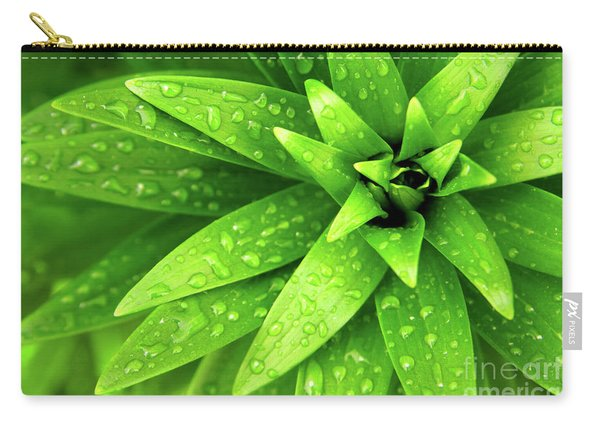 Wet Foliage Carry-all Pouch