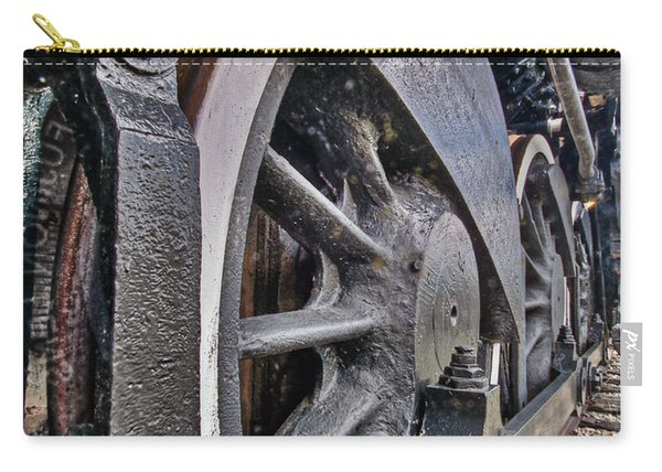 Wheels Of Steel Carry-all Pouch