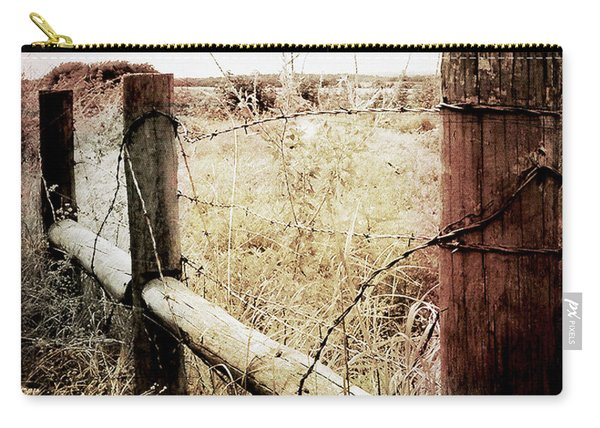 When Time Fades Carry-all Pouch