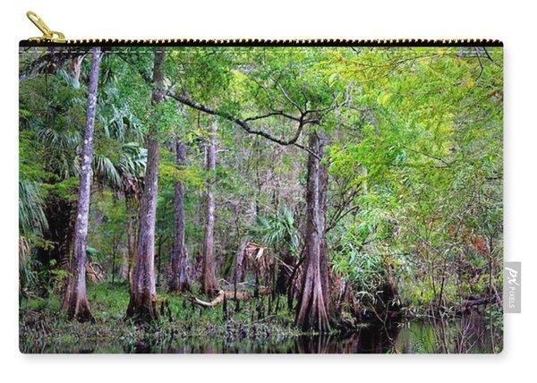 Wild Florida - Hillsborough River Carry-all Pouch