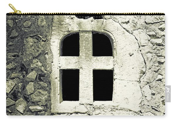Window Of Stone Carry-all Pouch