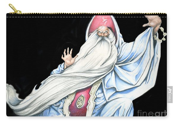 Wizard Carry-all Pouch