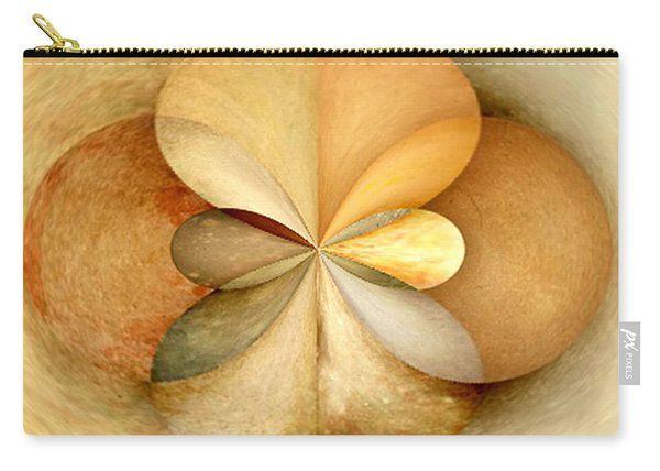 Wood Study 04 Carry-all Pouch