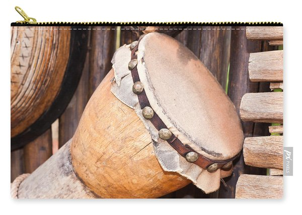 Wooden Instruments Carry-all Pouch