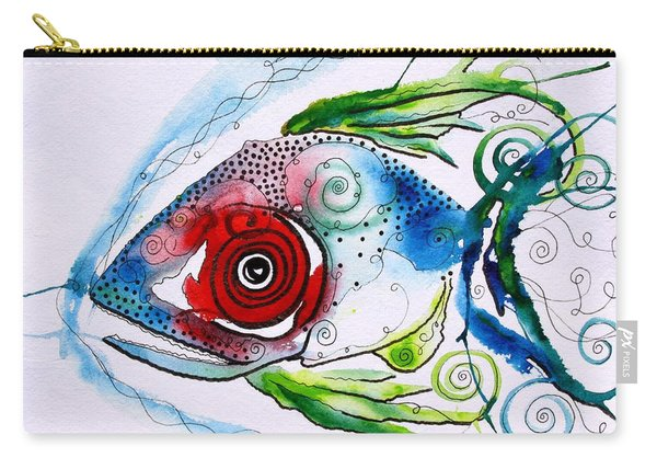 Wtfish 001 Carry-all Pouch