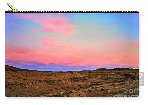 Wyoming Lights Carry-all Pouch