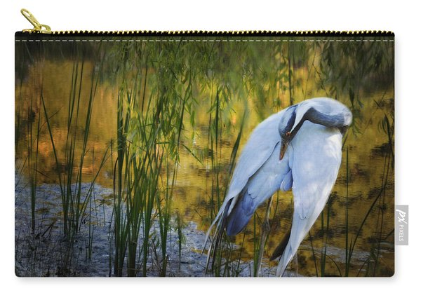 Zen Pond Carry-all Pouch
