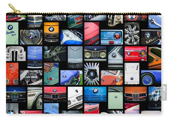 Bmw Art -01 Carry-all Pouch