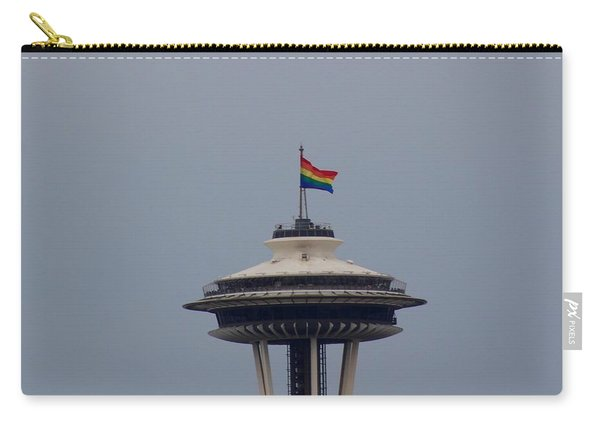 Celebrates Gay Pride  Carry-all Pouch