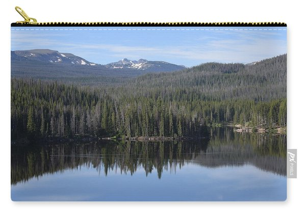 Chambers Lake Hwy 14 Co Carry-all Pouch