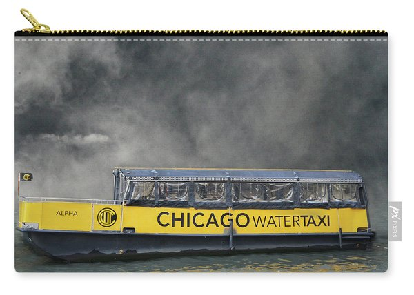 Chicago Water Taxi Carry-all Pouch