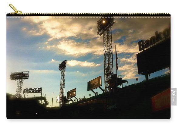 Fenway Lights Fenway Park David Pucciarelli  Carry-all Pouch