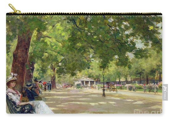 Hyde Park - London Carry-all Pouch