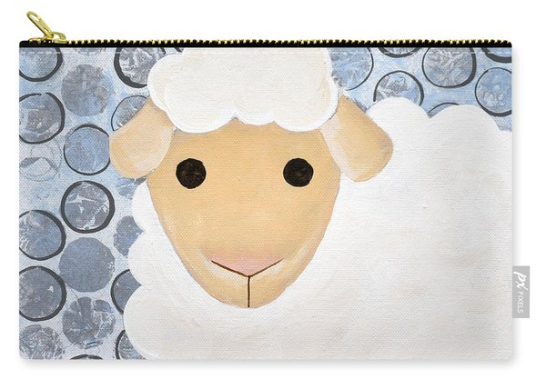 The Blessing Of The Lamb Carry-all Pouch