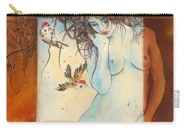 Slightly Censored Carry-all Pouch
