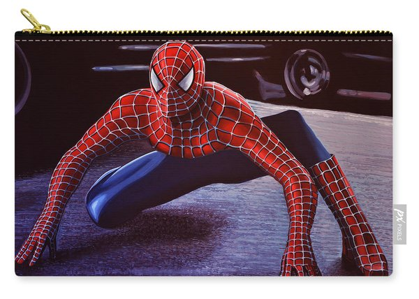 Spiderman 2  Carry-all Pouch