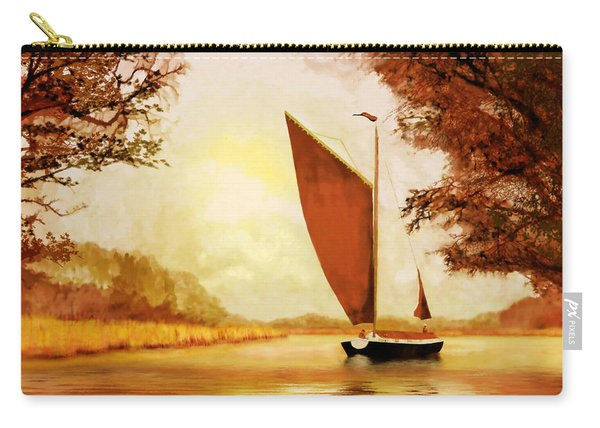 The Wherry Albion Carry-all Pouch