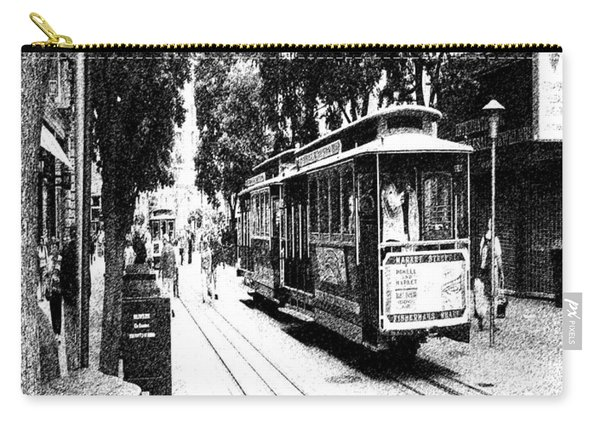 021016 San Francisco Trolly Carry-all Pouch