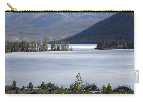 Granby Lake Rmnp Carry-all Pouch