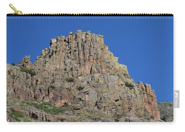 Mountain Scenery Hwy 14 Co Carry-all Pouch