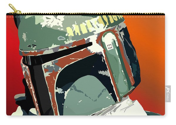 067. He's No Good To Me Dead Carry-all Pouch