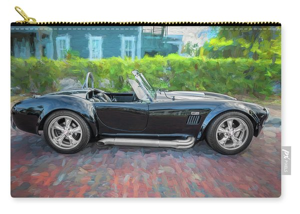 1965 Ford Ac Cobra Painted    Carry-all Pouch
