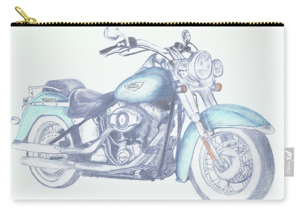 2015 Softail Carry-all Pouch