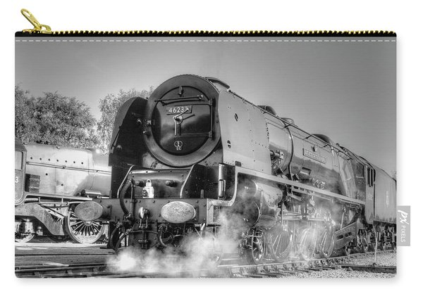 46233 Duchess Of Sutherland At Swanwick Carry-all Pouch