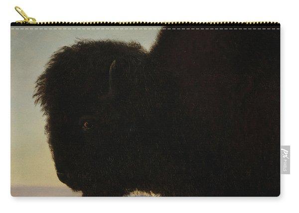 Bull Buffalo Carry-all Pouch
