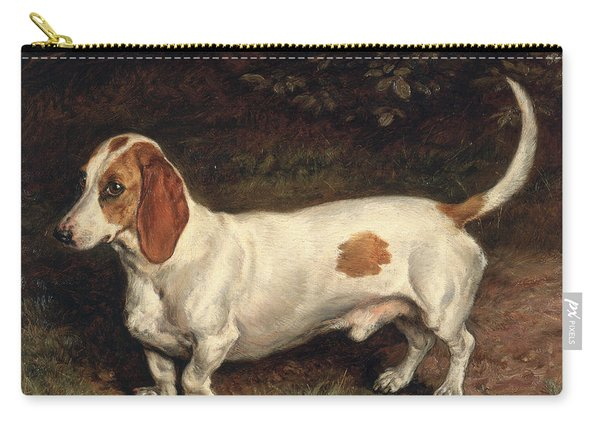 A Favorite Dachshund Carry-all Pouch