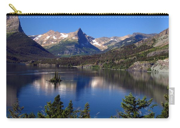 A Glacier Lake Carry-all Pouch
