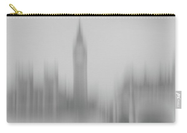 Abstract Westminster Carry-all Pouch