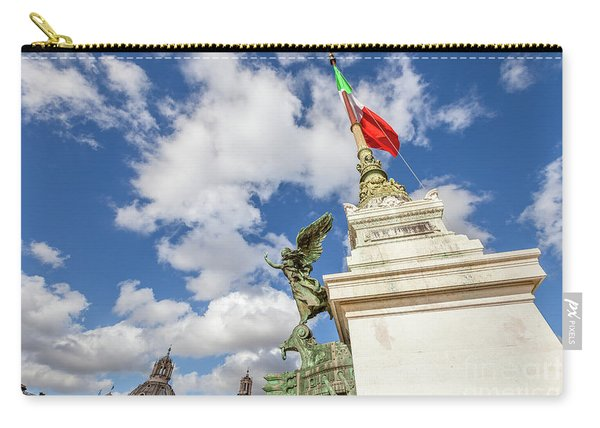 Altare Della Patria Roma Carry-all Pouch