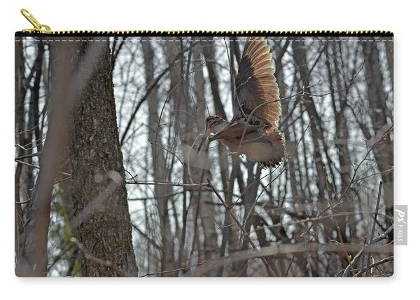American Woodcock - Scolopax Minor Carry-all Pouch