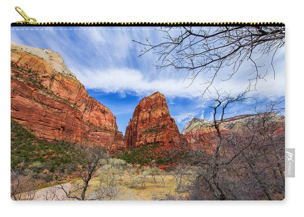 Angels Landing Carry-all Pouch