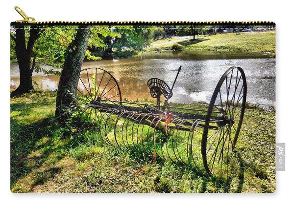 Antique Farm Equipment 1 Carry-all Pouch