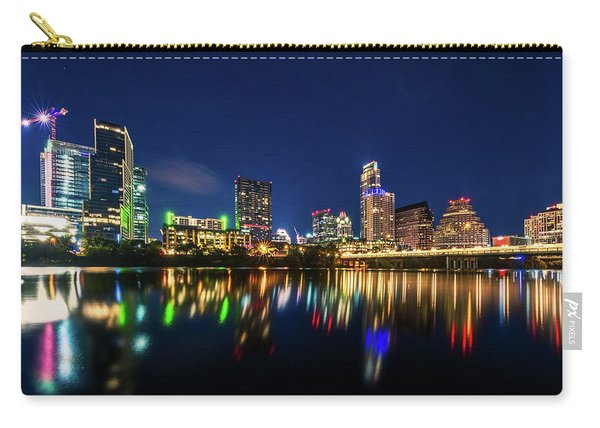 Austin City Limits Carry-all Pouch