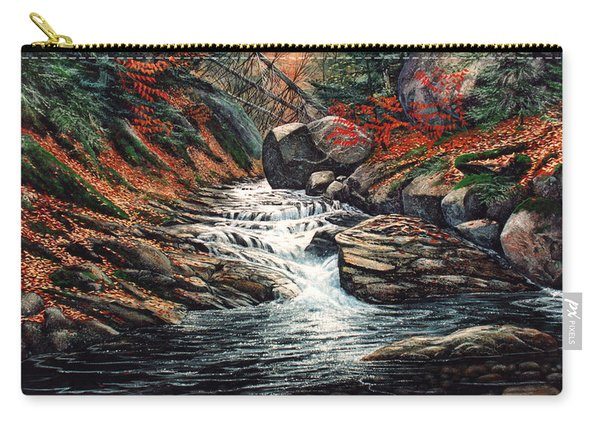Autumn Brook Carry-all Pouch