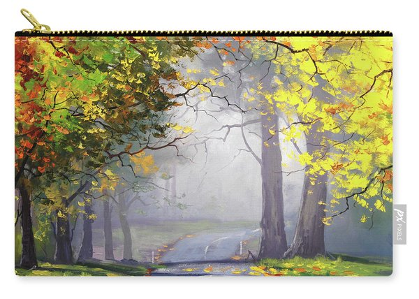 Autumn Mt Wilson Carry-all Pouch