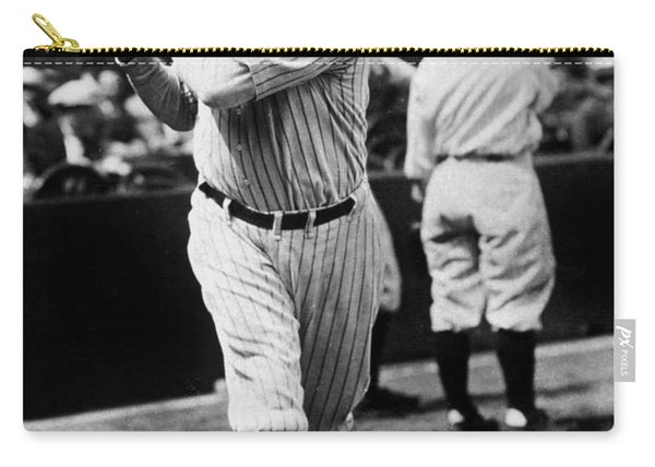 Babe Ruth Carry-all Pouch