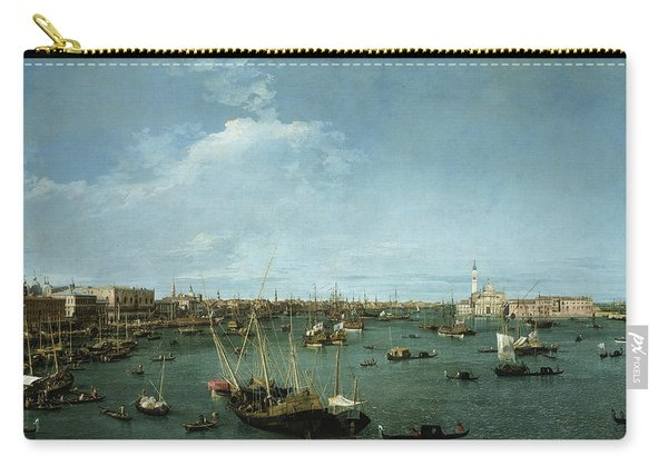 Bacino Di San Marco, Venice Carry-all Pouch