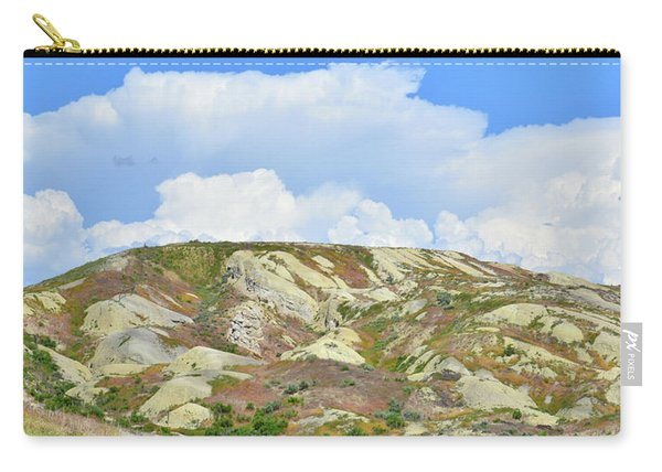 Badlands In Wyoming Carry-all Pouch
