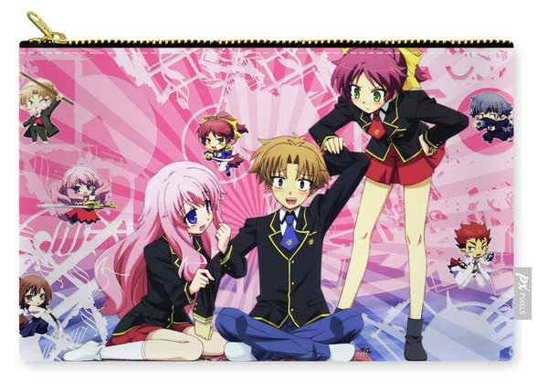 Baka And Test Carry-all Pouch